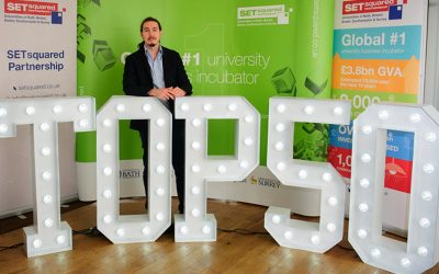 Peter Davies recognised as Top 50 entrepreneur over the last 15 years