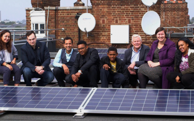 Bringing energy trading to life for the first time at Hackney's Banister House Solar with Verv 2.0